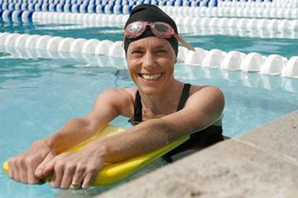 We offer a great Masters swim program to keep Mom and Dad in great swimming shape.